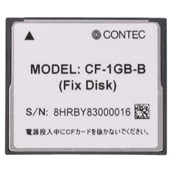 CF (Compact Flash) Card Silicon Drive