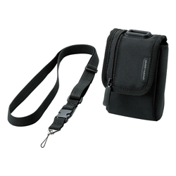 Digital Camera Case with Neck Strap