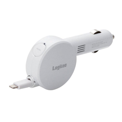 1 A Retractable DC Charger, Lightning