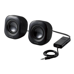 2.0 Channel Speaker for PCs