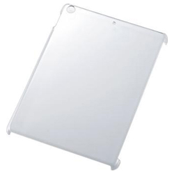 9.7-Inch iPad 2017 Model / Shell Cover / Smart Cover-Compatible / Clear
