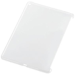 9.7-Inch iPad 2017 Model / Soft Case / Smart Cover-Compatible / Clear