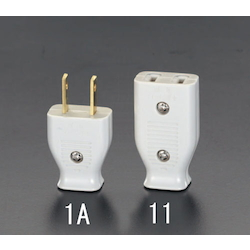 Flat-type plug , connector (for flat cord) EA940C-11