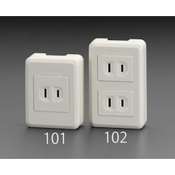 Square type socket-outlet EA940CG-101