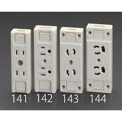 Socket-Outlet for Temporary Installation EA940CG-144