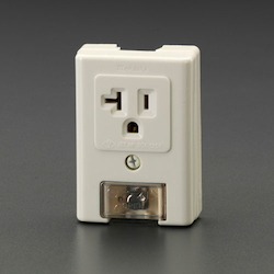 Socket-Outlet with Ground Terminal EA940CJ-14