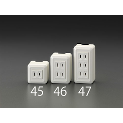 Square type socket-outlet EA940CJ-47