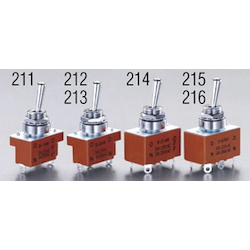 Toggle switch (Waterproof type) EA940DH-212