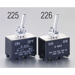 Toggle switch (for high current) EA940DH-225