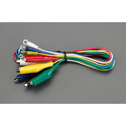 Test Lead (Circle terminal/Clip) EA940DT-61