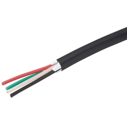 CV 600V Cross-Linked Polyethylene Insulation Vinyl Sheath Power Cable