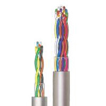 Cable for Electronic Push Button Telephones, FCT