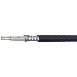Compensating Cable, Thermocouple R Type, RCB-2-H-GGBF-BT Series, New Color Type