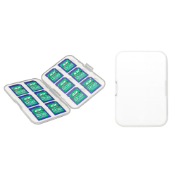 SD Card Case 12 cards Storage Type
