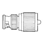 BNC-P Coaxial Conversion Adapter