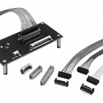 2‑mm Pitch Board-to-Cable Connectors (Single-Row Contacts Type), DF3 Series