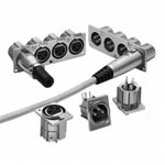 XLR Connectors, HA Series