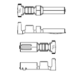 VL (For Relay Connection) Connector, Contact