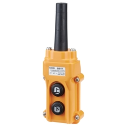 Push-Button Power Switch for Hoists, for Direct Three-Phase Electric Device Control, COB260 Series