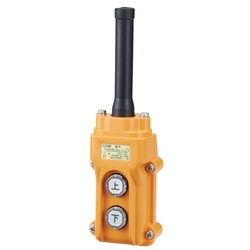 Push Button Power Switch for Hoists, for Indirect Electric Device Control, COB60 Series