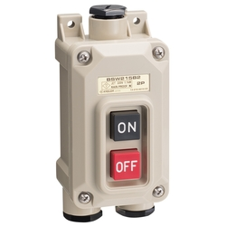 Operational Push-Button Switch, Rainproof Type, General-Purpose Rainproof BSW Series