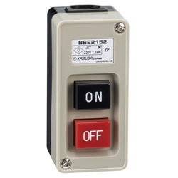 Operational Push-Button Switch, Exposed Type Plastic Case, BS Series