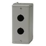 BXA Series Metal Control Box (Enclosed Type)