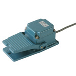 Foot Switch for Industrial Use, without Guard