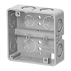 Outlet Box For Lightweight Partitions (Shallow Type)