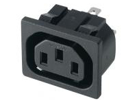 IEC Standard - Outlet (Snap-In) / C13