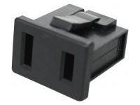 Domestic Blade Outlet - Outlet (Snap-In) / 2-Prong Model