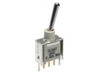 Toggle Switch (PCB Mounting, Small)
