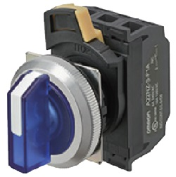 φ30 mm Selector Switch (Illumination Type) A30NW Series
