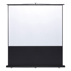 Projector Screen (Floor-Mounted Type)