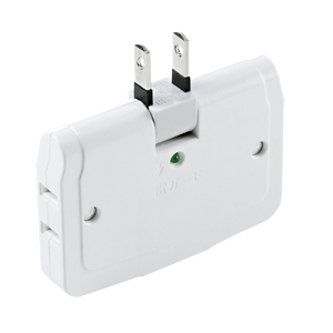 Lightning Guard (3 Sockets / Swing Plug)