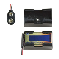 Battery Holder, BH-9V Series