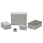 Waterproof/Dustproof Polycarbonate Box, DPCP Series