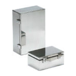 Opening and Closing Format Waterproof/Dustproof Stainless Box, SSM Series