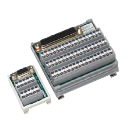 IM-DSF Dsub Female Connector Terminal Block for Control Panels