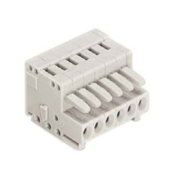 Spring Type Connector / 734 Series / 3.5-mm Pitch / Female
