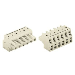 Spring Type Connector, Mismatch Prevention 721 Series, 7.5 mm Pitch, Female, Grade 2