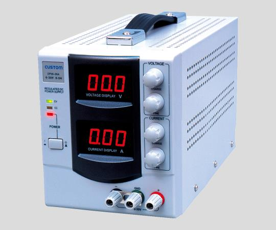 Stabilized DC Power Supply, DP-1803 to -3005, Output Voltage 0–30 V