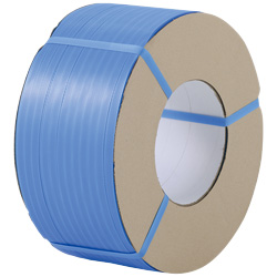 Color PP Band For Machines, 12 mm × 3,000 m × 0.58 mm / 15.5 mm × 2,500 m × 0.58 mm