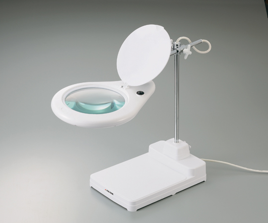 LED Stand Type Wide Lighting Magnifier 8062D3LED