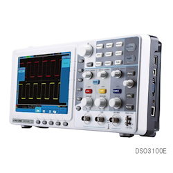Digital Storage Oscilloscope 100mhz