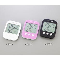 Thermo-Hygrometer Pink