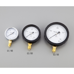 General-Purpose Pressure Indicator A-Type φ75 G3/8B0.6