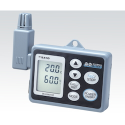 Memory Gauge Sk-L200Thiiα (Thermo-Hygro Integrated Type)
