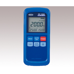 PortableThermometer E Type Standard with Resolution Switching Function