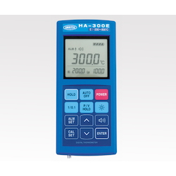 PortableThermometer E Type Full Function with Resolution Switching, Calibration, Alarm Function